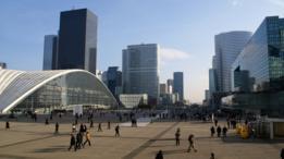 Edificios en París