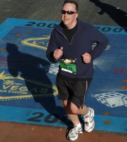 En la maratón de Las Vegas