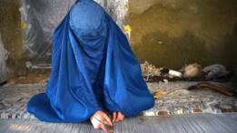 Refugiada afgana