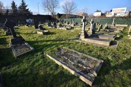 Cementerio de Kilburn.