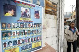 Esquema del cartel de Sinaloa en 2005