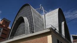 Capilla de Nuestra Señora de la Estrella, de la Universidad de La Salle.