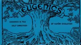 El logo del movimiento de eugenesia