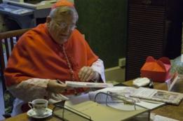 Cardenal Raymond Burke