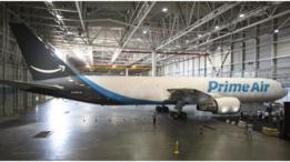 طائرة تابعة لأمازون