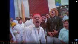 Captura de pantalla del video de