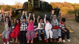 اسلام آباد میں بچے