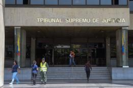 Edificio del Tribunal Supremo de Justicia de Venezuela en Caracas