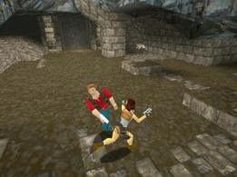 Primer juego de Tomb Raider