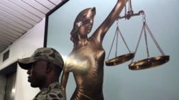 المحكمة في ساحل العاج عام 2013