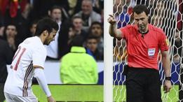 Hubo dos decisiones en el Francia y España