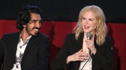 Dev Patel y Nicole Kidman