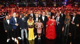 Los ganadores de los Premios Laureus.