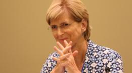 كريستين وايتمان، الرئيسة السابقة لوكالة حماية البيئة الأمريكية
