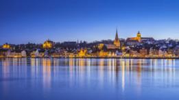 Ciudad alemana de Flensburgo.