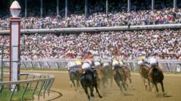 Imagen del Kentucky Derby