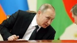 روسی صدر پوتن