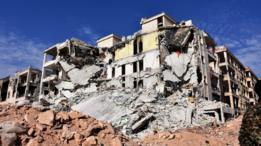 دمار في سوريا