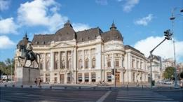 Biblioteca de la Universidad Central de Bucarest