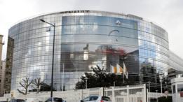 Sede de Renault en Francia.