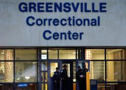 Cárcel de Greensville Virginia.