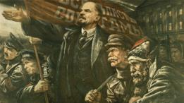 Poster de Lenin