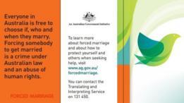 Campaña del gobierno australiano