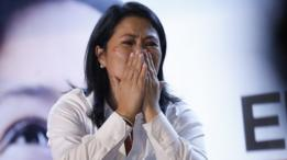 Keiko Fujimori.