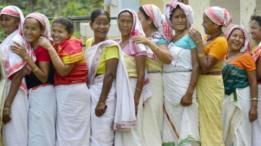 असम के वोटर