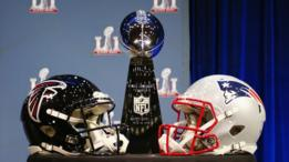 cascos de los dos equipos