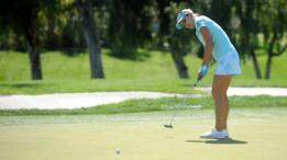 Lexi Thompson en el ANA Inspiration