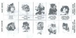 Huellas dactilares