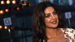 Priyanka Chopra, actriz de Hollywood y de Bollywood.