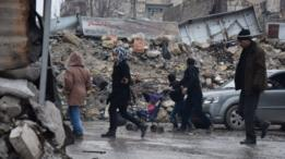 أصبحت إدلب معقل المعارضة المسلحة بعد سقوط شرقي حلب