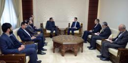 الأسد وشامخاني