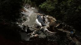 Quebrada (arroyo) La Cianurada