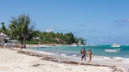 Playa Bávaro, Punta Cana, República Dominicana.