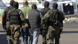 Arresto de supuestos narcotraficantes de la organización Beltrán Leyva