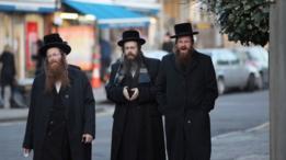 حي ستامفورد هيل في لندن حيث يسكن غالبية من اليهود