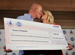 Dave y Angie en 2011