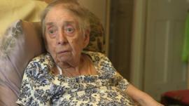 90-year-old Maud