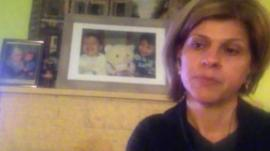 Tima Kurdi, aunt of 3-year-old Syrian, Alan Kurdi, who drowned along with his mother and brother on a Turkish beach after attempting a crossing to Greece
