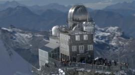 Jungfraujoch research station