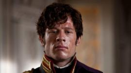 James Norton in War and Peace
