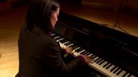 Casio's Celviano piano