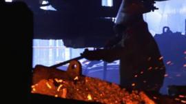 Smelting copper