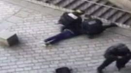 Man detained in Saint-Denis