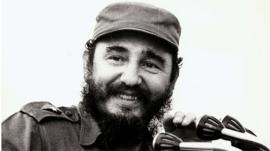 Fidel Castro in 1972