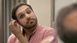 Taha, a gay mullah from Iran