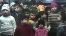 Syria orphans